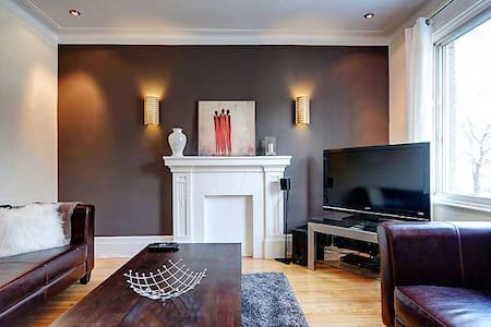 Luxury 2 bedroom in Outremont