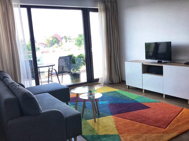 Residential apartment in Craiova city center