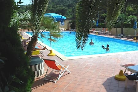Appartment with pool close to beach - Portoferraio, LI