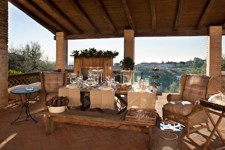 romantic room in the Prosecco area - vittorio veneto