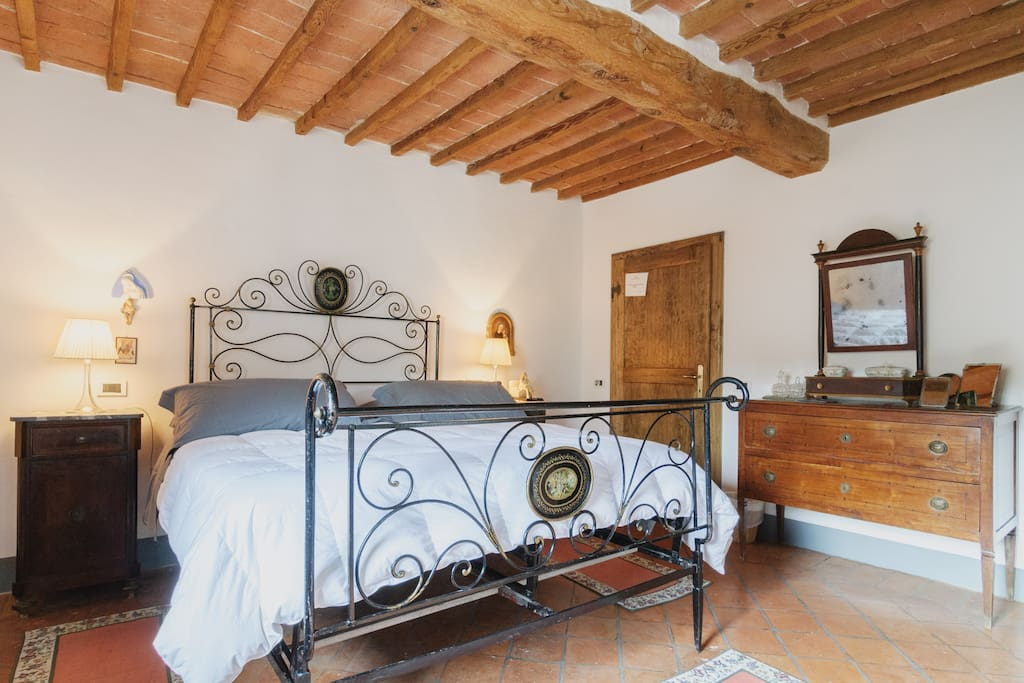 la casa di adelina cam ra piazza chambres d 39 h tes louer pienza toscane italie. Black Bedroom Furniture Sets. Home Design Ideas