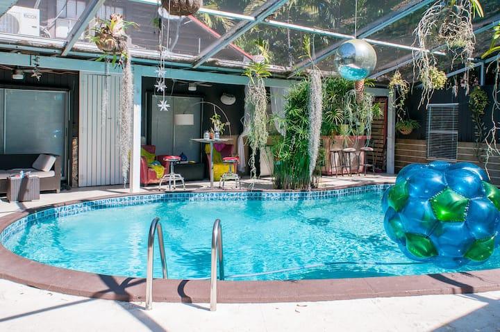 Quiet Miami Oasis