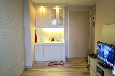 Cozy whole apartement 2 bed rooms rent for family