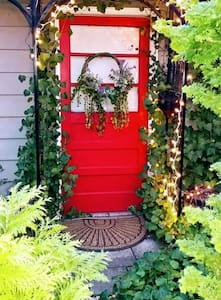 The Red Door Cottage