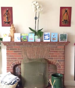 Room for rent in pretty village - Apartamento