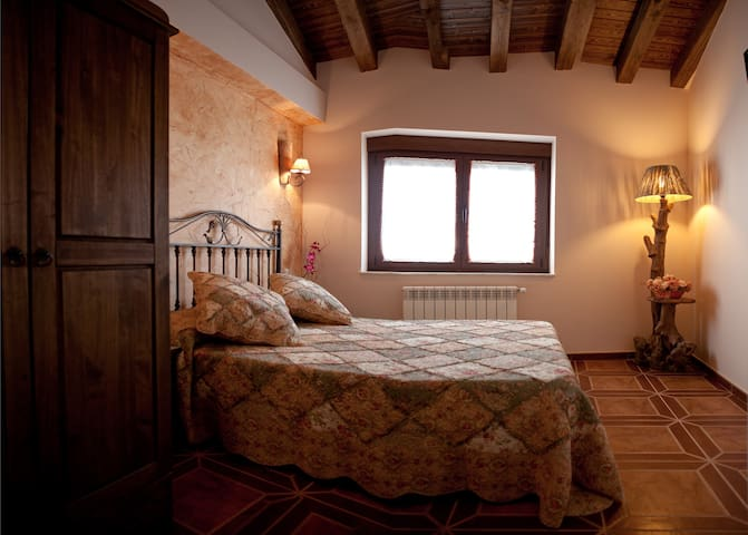 Cottage Antonio in Salamanca 6people WI-FI free.