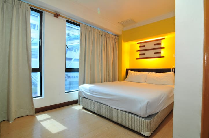 Deluxe room at chinatown Malaysia