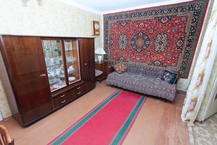 Apartment in St. Kupavna, Moscow - Obukhovo