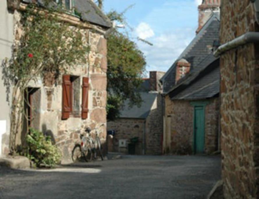 Maison de p cheur port de plaisanc houses for rent in - Maison de pecheur bretagne ...