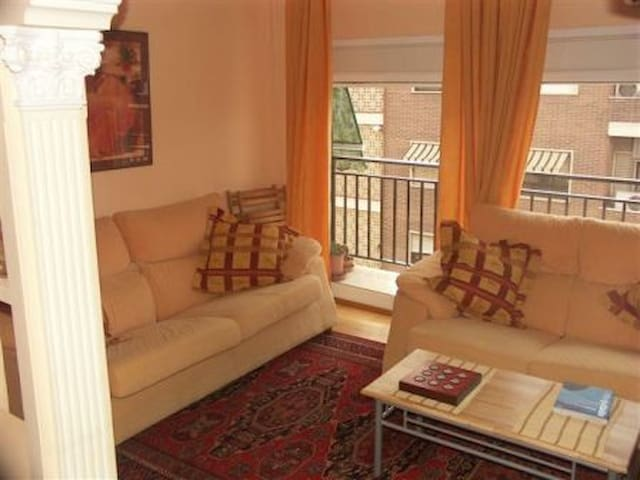 Rusafa Penthouse with balcony - Valencia - Byt