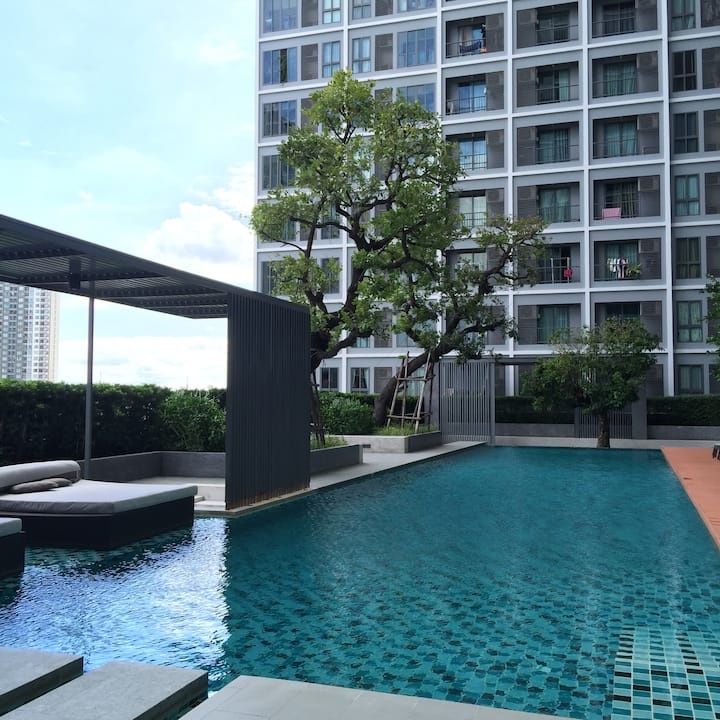 Ideo Wutthakat condominium by Lux