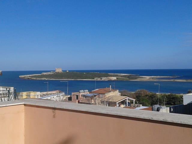 appartamento con bellissima vista su capo passero - Portopalo di Capo Passero - Apartamento