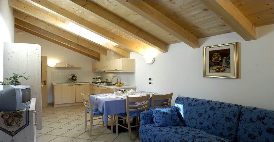 Appartamento Montanara tipo C in Alta Badia - San Cassiano - Appartement
