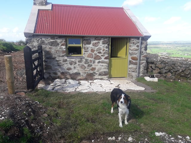 Original restored Irish Shepherds shelter