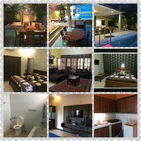 Guesthouse 6 Kamar Timur Kotagede Yogyakarta