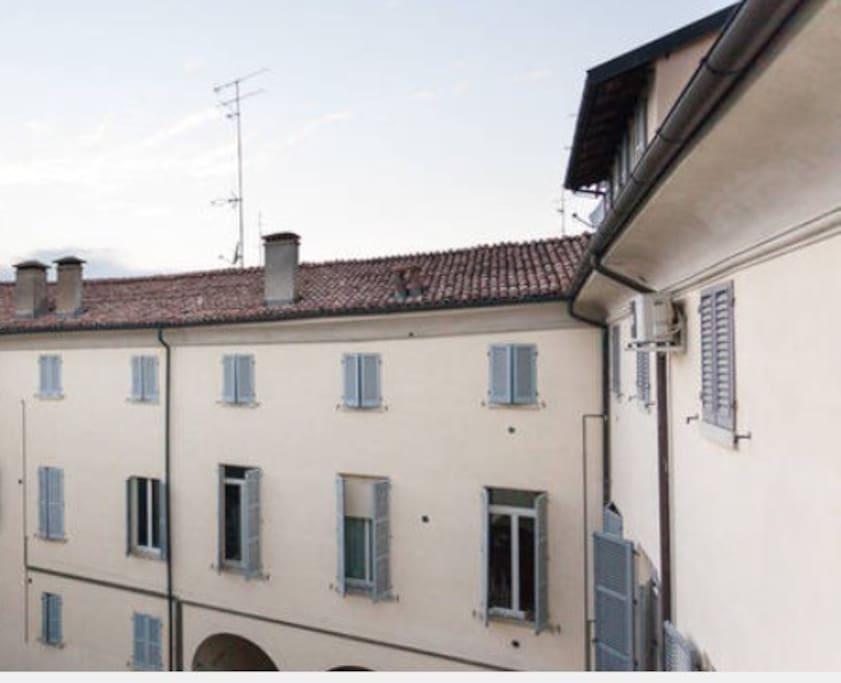 Stanza privata centro storico appartamenti in affitto a for Appartamenti in affitto modena