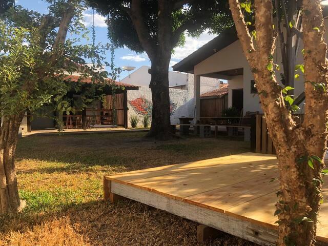 TÔO EM CASA HOSTEL - LUGAR PARA DORMIR !!!