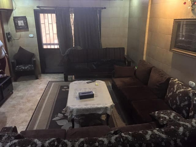 Whole House With All Around Terrace - Sidon District - Huis