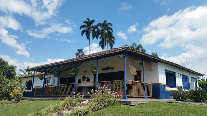 Casa Campestre ALCARRAZA