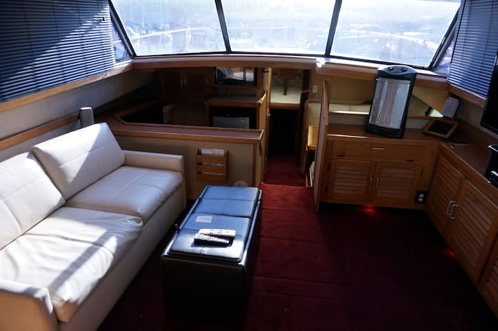 Modern  Canton/Fells Point Private Yacht