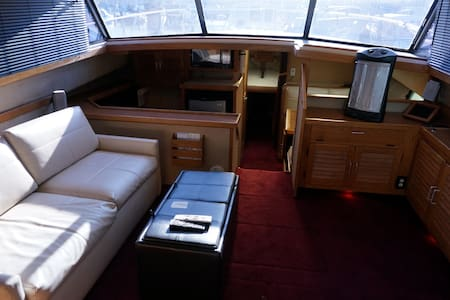 Modern Fells Point Private Yacht - Baltimore - Kapal