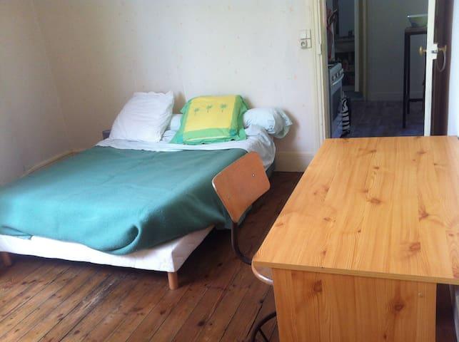 Chambre Saint Denis en Bugey - Saint-Denis-en-Bugey - Apartamento