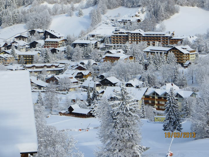 Appartamento nuovo sulle piste da sci
