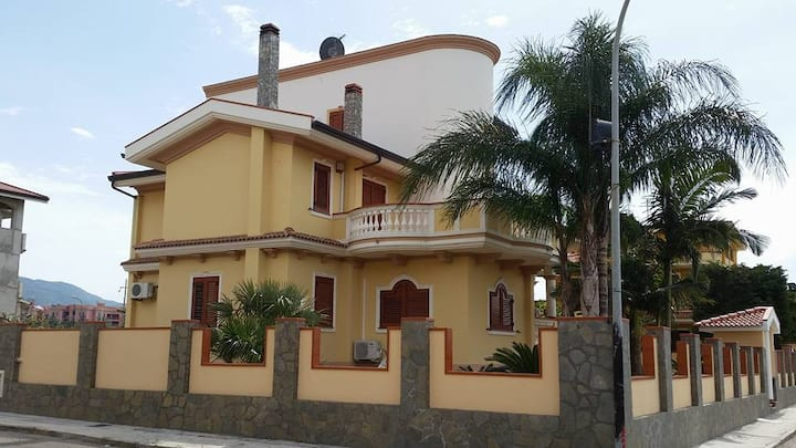 A Villa Manno per un piacevole soggiorno