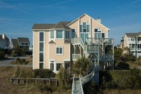 Oceanfront Dream! Located on Beach at Emerald Isle - Emerald Isle