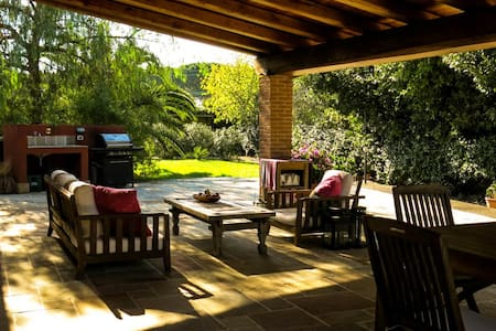 Peaceful haven in Maccarese near Rome - villa - Fiumicino - Villa