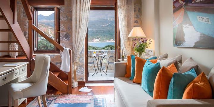 Cozy Loft Suite