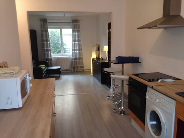 Appartement proche centre ville Oyonnax - Oyonnax - Apartment