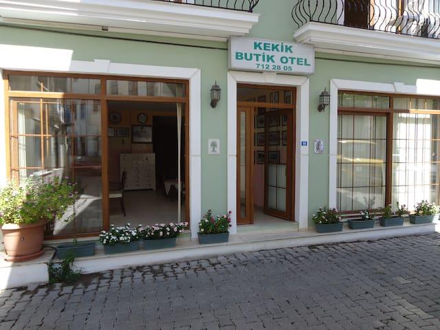 Kekik Butik Apart Otel - Çeşme - Huoneisto