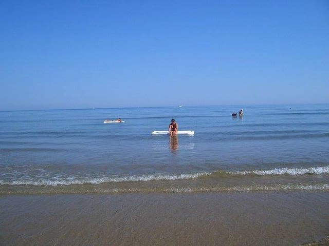 200  Meters to the sea - Al Mare