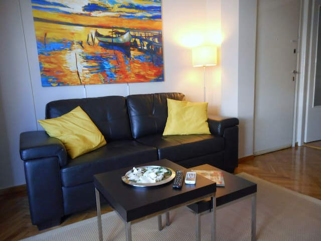 Athens City Center - Ultra Care Apartment#1 - Ateny - Apartament