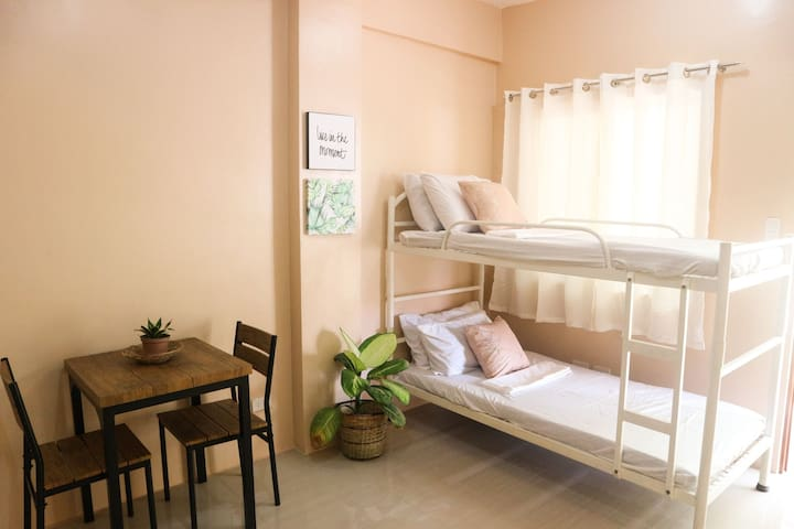 BUDGET room for two | Iloilo City | Happy Hues