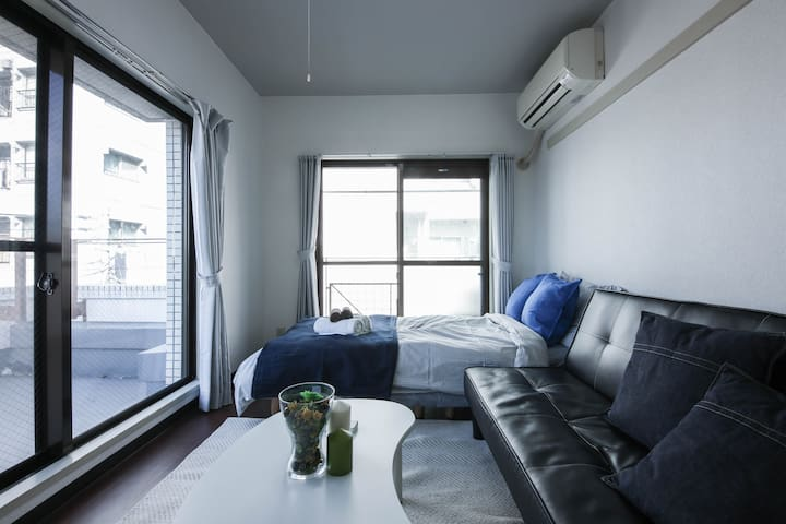 Shinjuku station is near! 10 minutes, 1 hour(401) - Shibuya-ku - Apartmen