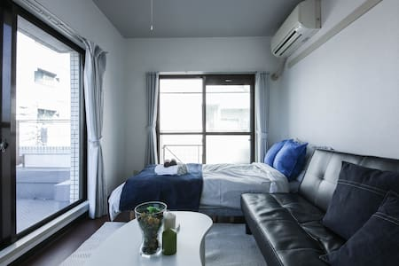 Shinjuku station is near! 10 minutes, 1 hour(401) - Shibuya-ku - Wohnung