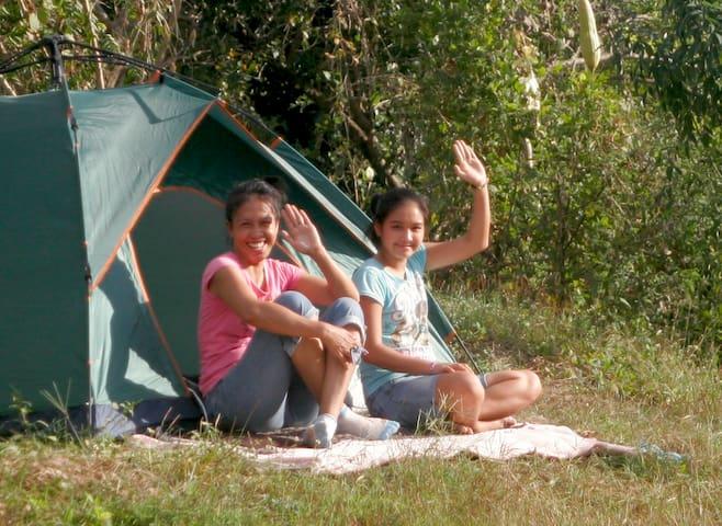 Happy House Farm Sea View Camping