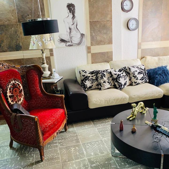 Modern, Cozy & Stilish House