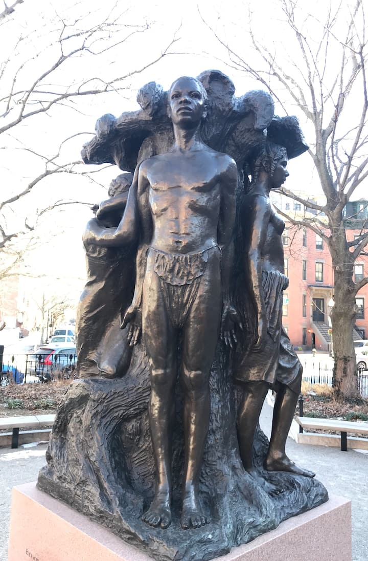 Emancipation in Tubman Square