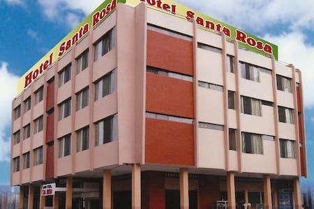Hotel Santa Rosa - Hab. MATRIMONIAL