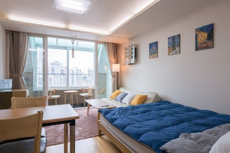 Harry STUDIO near SUBWAY STATION - Appartement
