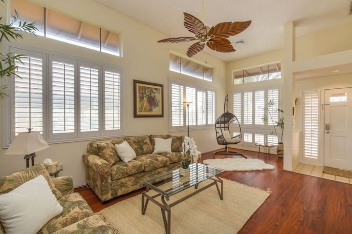 Mountain Home Close to beautiful KoOlina Beaches - Kapolei - Maison