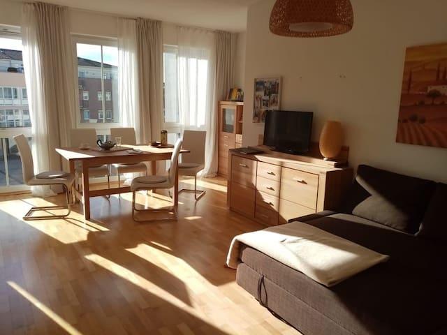 Sonnige 2-Zimmer Wohnung in idealer Lage