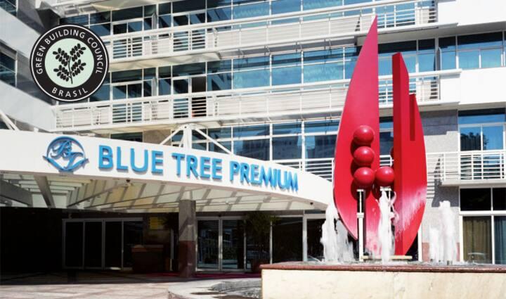 Blue Tree Verbo Divino - Chacara Santo Antonio/SP