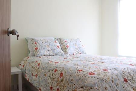 Bonita y cómoda habitación H34 - San Pedro Tlaquepaque - Dom