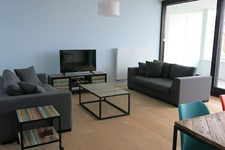 2 bedroom flat Ostende Bredene beach access - Oostende