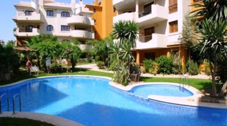 Apartamento de lujo junto a Punta Prima (playa)
