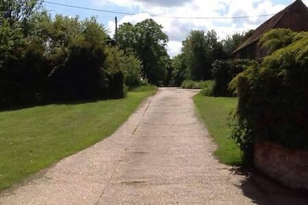 Farmhouse B&B room 'Low Chestnut' - Suffolk